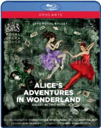 Alice's Adventures in Wonderland (Opus Arte Blu-Ray Disc)