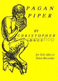 The Pagan Piper (treble/tenor)
