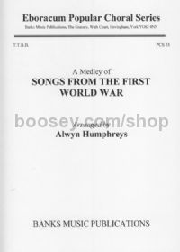 Songs From The First World War (A Medley) (TTBB)