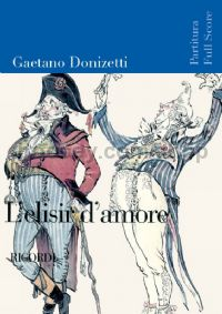 L'elisir d'Amore (Mixed Voices & Orchestra)