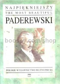The Most Beautiful Paderewski for piano