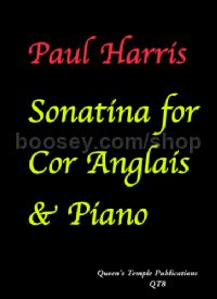 Sonatina for Cor Anglais & Piano