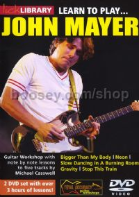 Learn To Play John Mayer (2 DVDs)