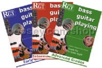 RGT Bass Guitar Playing Full Set (Save 15%)