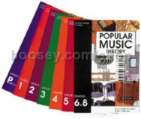 RGT Popular Music Theory Full Set (Save 15%)