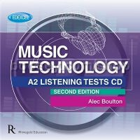 Edexcel A2 Music Technology Listening Tests, CD - 2nd Edition