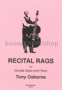Recital Rags for double bass & piano