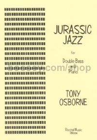 Jurassic Jazz for double bass & piano
