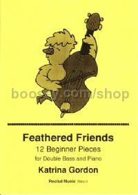 Feathered Friends: 12 Pieces for Beginner Double Bass