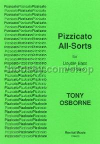 Pizzicato All-Sorts for double bass & piano