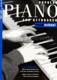 Rockschool Popular Piano & Keyboards: Grade 8