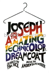 Joseph and the Amazing Technicolor Dreamcoat (complete vocal score)