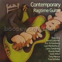 Contemporary Ragtime (guitar) CD