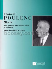 Gloria (vocal score)