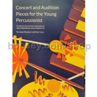 Concert and Audition Pieces for the Young Percussionist