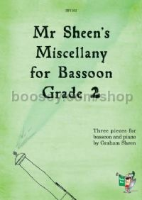 Mr Sheen's Miscellany for Bassoon - Grade 2