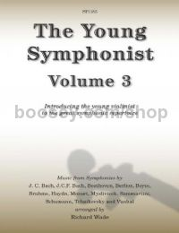 The Young Symphonist, Vol. 3 for Violin