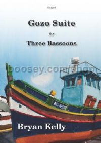 Gozo Suite for 3 bassoons