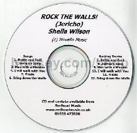 Rock The Walls (CD only)