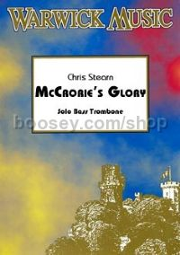 McCrorie's Glory for Solo Bass Trombone