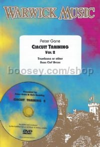 Circuit Training Volume 2 (Trombone or other Bass Clef Brass)