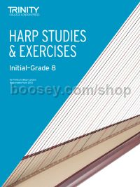 Harp Studies & Exercises from 2013