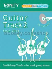Small Group Tracks - Guitar Track 2 (+ CD)