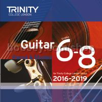 Guitar CD only, Grades 6-8 2016-2019