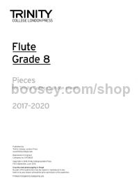 Flute Exam Pieces Grade 8, 2017–2020 (part only)