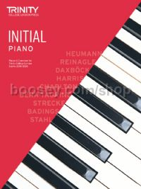 Piano Exam Pieces & Exercises 2018–2020  - Initial