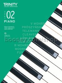 Piano Exam Pieces & Exercises 2018–2020 - Grade 2 (with CD & teaching notes)