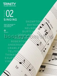 Singing Grade 2 2018 (with CD & teaching notes)