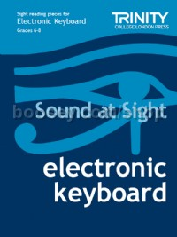 Sound at Sight Electronic Keyboard: Grades 6-8