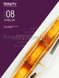 Violin Exam Pieces 2020–2023: Grade 8