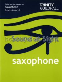 Sound at Sight Saxophone Grades 5-8