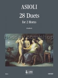 28 Duets for 2 Horns