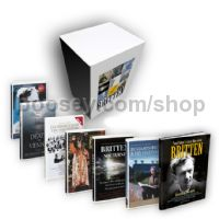 Tony Palmer's Classic Films About BRITTEN (6 DVD Box Set)*