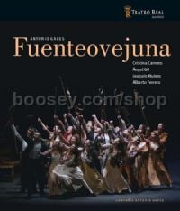 Fuenteovejuna (Teatro Real Blu-Ray Disc)