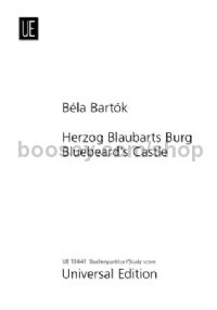 Bluebeard's Castle (Mixed Voices & Orchestra) (Study Score)