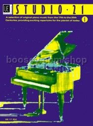 Studio 21, Series 1 Book 1 (Piano)