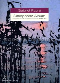 Saxophone Album for Eb/Bb saxophone and piano