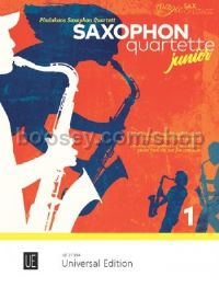 Saxophone Quartets Junior 1