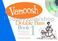 Vamoosh Double Bass Book 1 (+ CD)