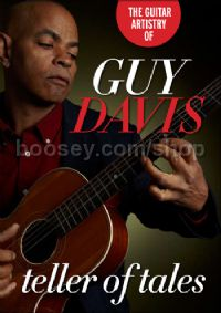 The Guitar Artistry of Guy Davis: Teller of Tales (DVD)