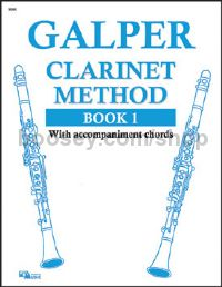 Clarinet Method Book 1