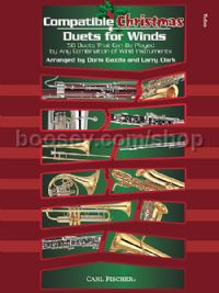 Compatible Christmas Duets for Winds - Tuba