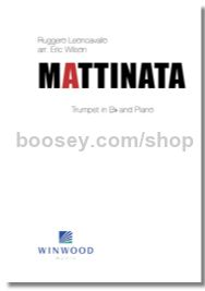 Mattinata for trumpet & piano