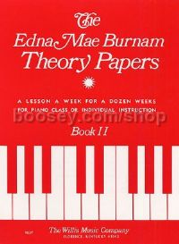Theory Papers Book 2