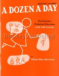 Dozen A Day Book 4 Lower-higher