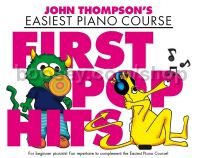 Easiest Piano Course: First Pop Hits